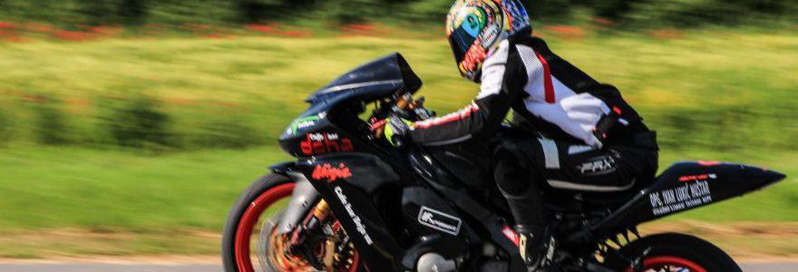Choisir son équipement de motard grande taille pour des déplacements sécurisés