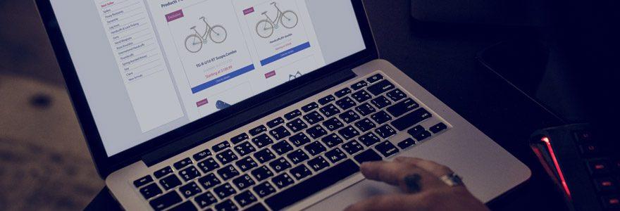 Trouver un expert de la vente en ligne de vélo