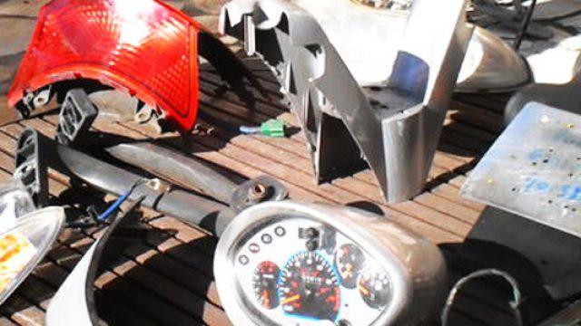 Accessoires et pièces moto d'occasion pour entretenir votre moto