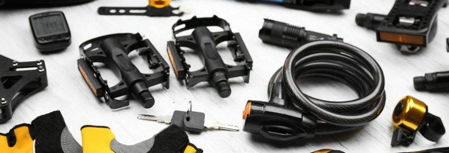 Vente de pièces détachées et accessoires pour moto