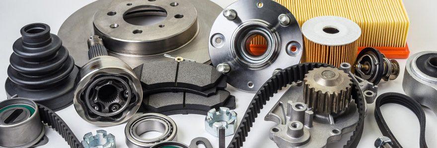 Achat de pièces détachées pour différentes mécaniques en ligne