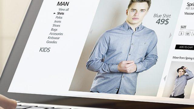 Mode masculine : acheter des articles pour hommes en ligne