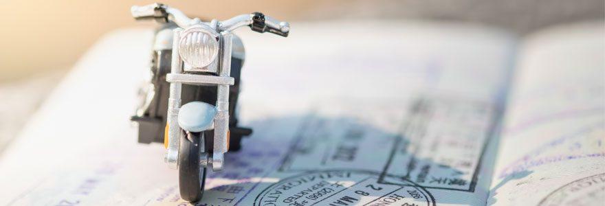 Quelle assurance moto après une suspension de permis ?