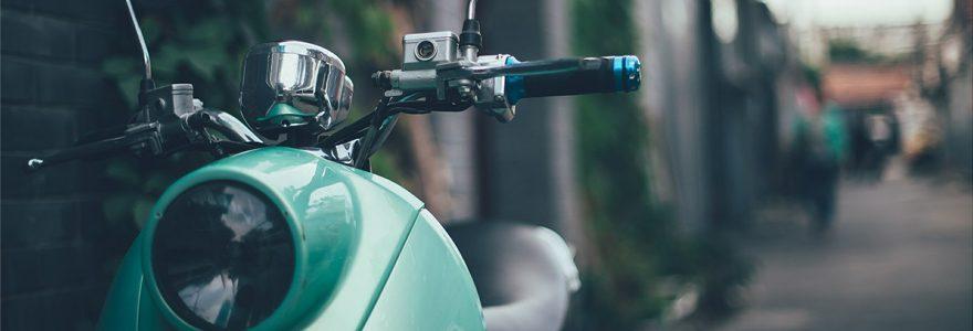 Les différents types d'assurance scooter