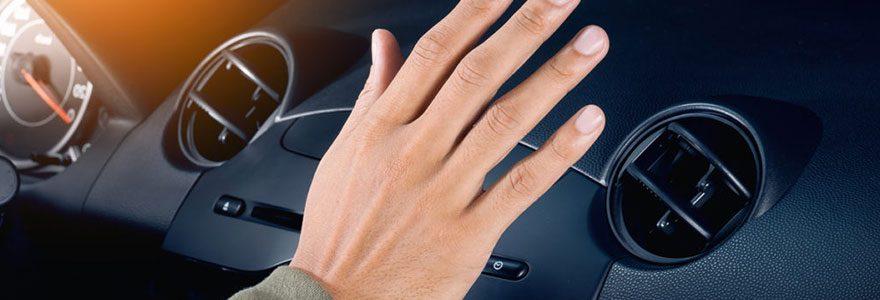 Quelle est la température idéale de la climatisation en voiture ?