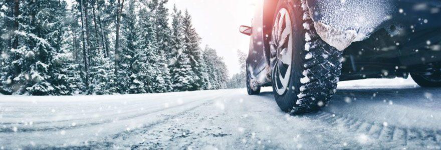 Les bonnes raisons de monter des pneus hiver