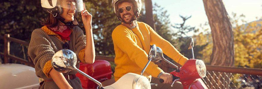 Location de scooter et moto à Paris et en Ile-de-France