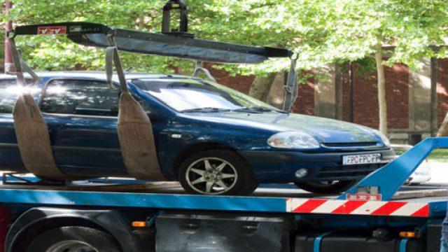 Comment sortir un véhicule de la fourrière à Bordeaux