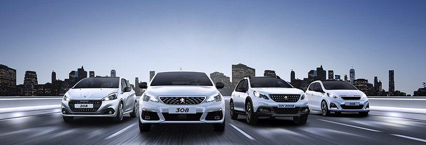 Acheter un véhicule de la marque Peugeot à prix avantageux ?