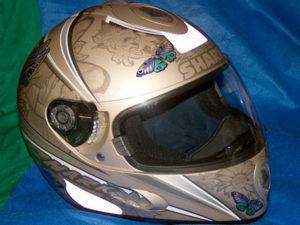 taille casque moto
